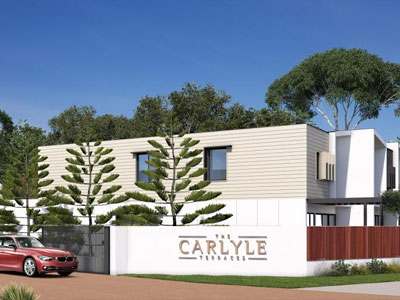 The Carlyle Terraces