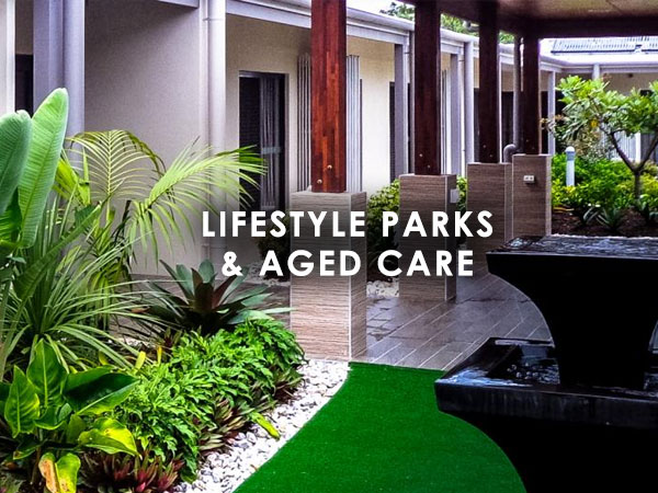 Lifestyle Parks and Aged Care Projects