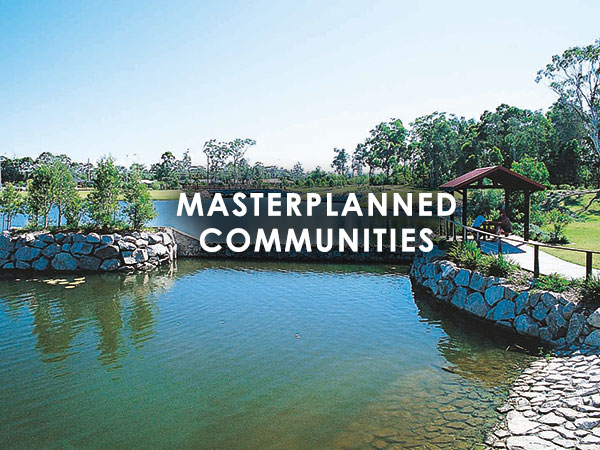 Masterplanned Communities Projects