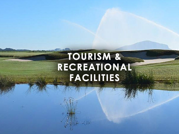 Tourist and Recreation Facilities Projects
