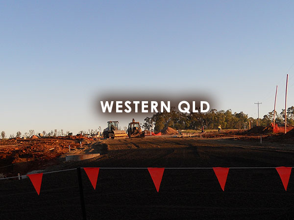 Western Queensland Projects